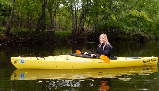 Kayak Rental On Snake River