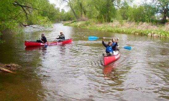 Canoe Rental In Fort Collins