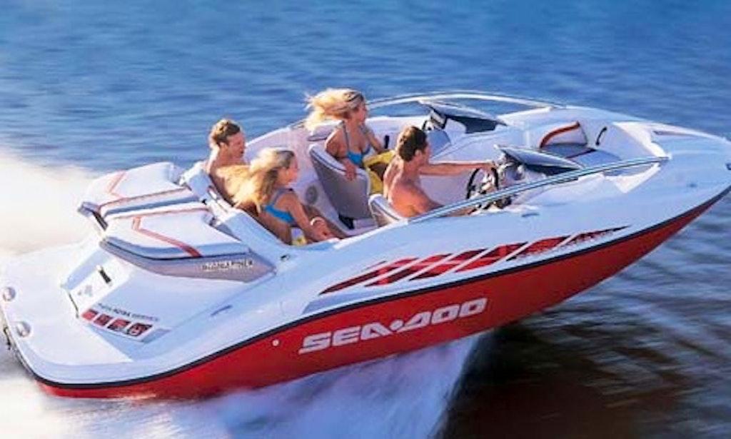 Rent 18' Seadoo Jet Boat In Fenwick Island, Delaware | GetMyBoat
