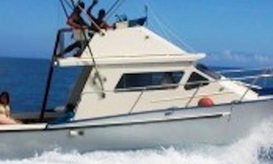 Motor Yacht Rental In Calpe