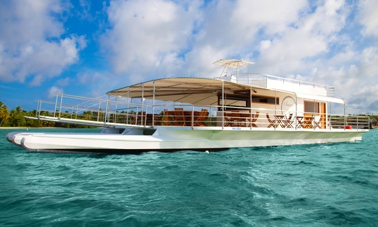Punta Cana Boat Tours On Sanael Caribbean Boat