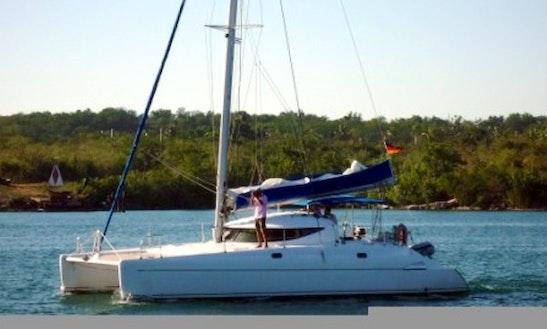 Charter Athena 38