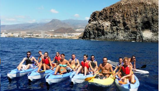 Kayak Tours In Tenerife