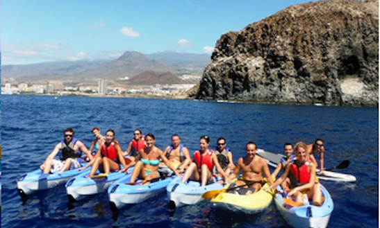Kayak Tours In Tenerife