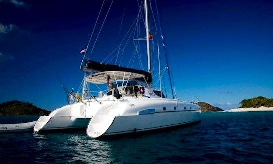 Charter The Bahia 46