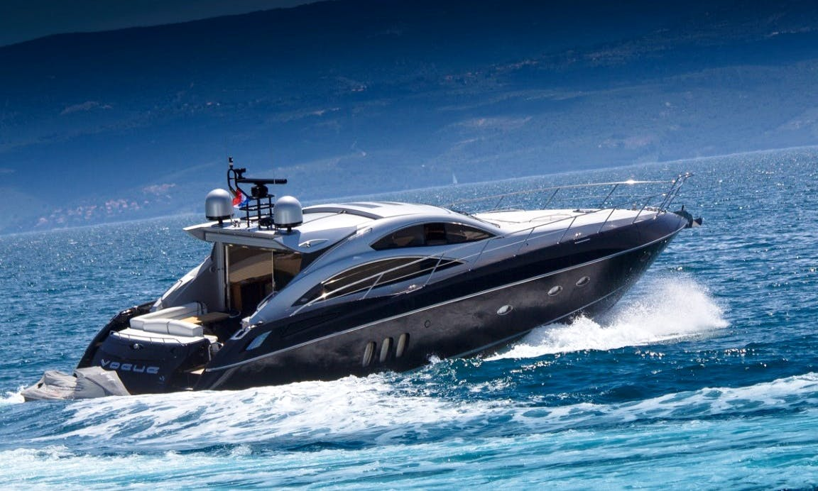 Charter the Predator 62 Power Mega Yacht in Bar, Montenegro