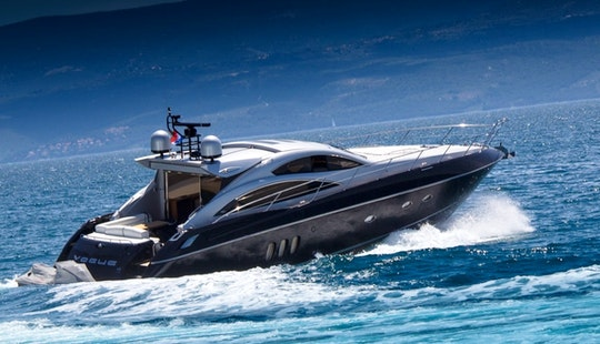 Charter The Predator 62 Power Mega Yacht In Bar, Montenegro