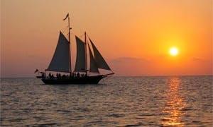 "65ft ""Serenity"" Sailing Schooner Private Charter in Yorktown,Virginia"