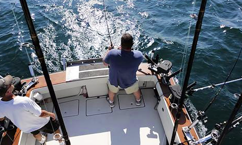 Fishing charter in rochester getmyboat for Plenty of fish rochester ny