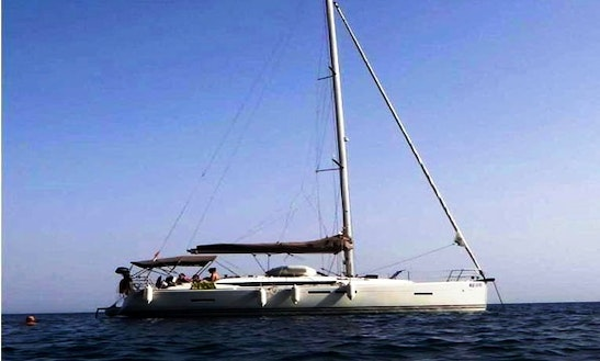 Charter The Jeanneau Sun Odyssey 409 Sailing Yacht In Montenegro