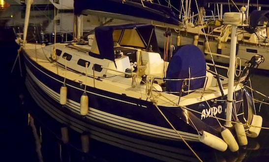 36ft Cruising Monohull Boat Rental In Monaco, Monaco