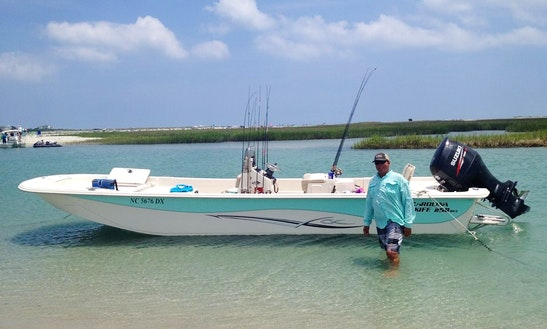 Enjoy Fishing In Wrightsville Beach, North Carolina With Captain Andre