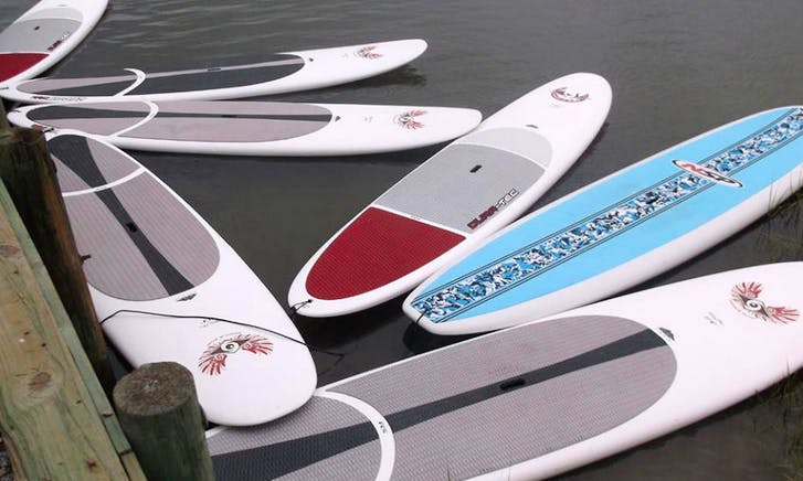 SUP Rental in Wrightsville Beach, North Carolina