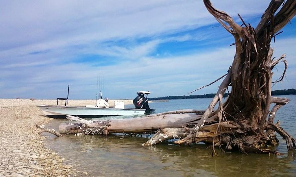 Fishing charter in hilton head island south carolina with for Hilton head island fishing