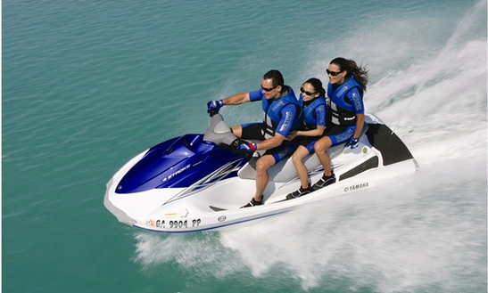 Yamaha Jet Ski Rental In Pompano Beach, Florida