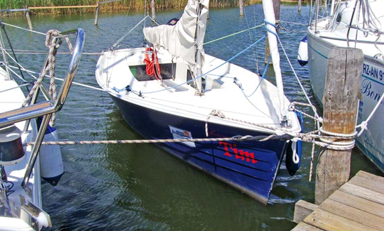 18' Sailing Yach Charter In Klink Germany