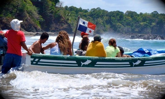 Private Boat Tour To Embera Village, Panama