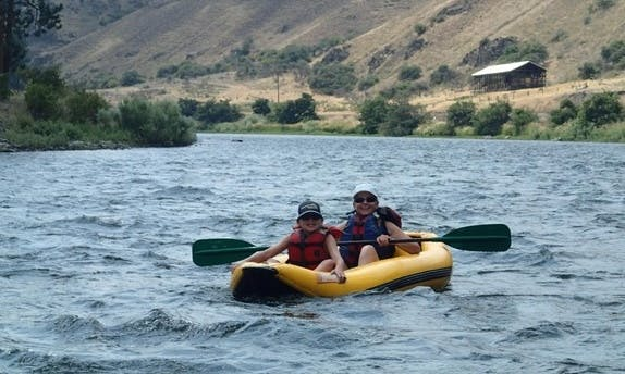 Whitewater Rafting on the Grande Ronde River