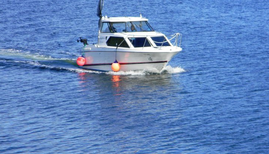 Sport Fisherman Charter In Prince Rupert
