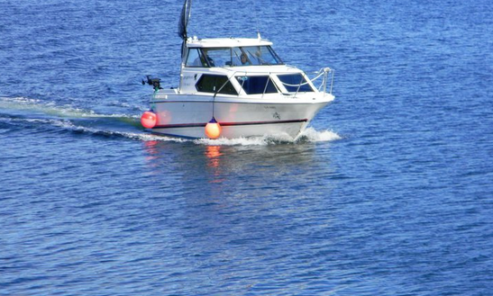 Sport Fisherman Rental In Prince Rupert