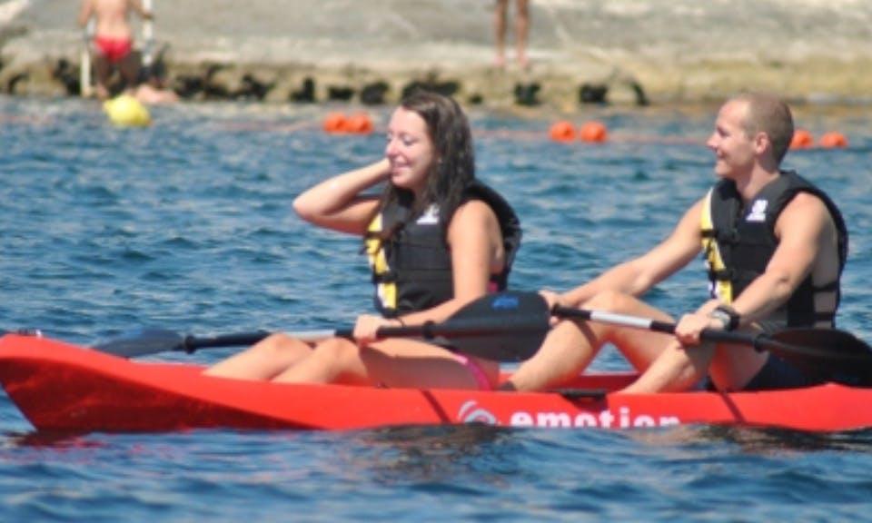 Canoe for rent in San Pawl il-Baħar