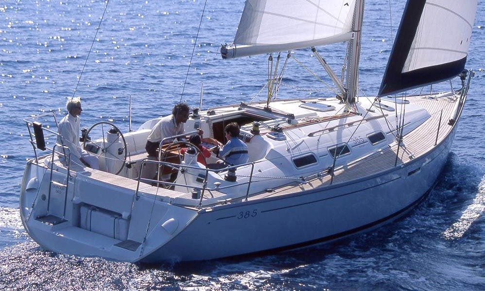 Hire a Dufour 385 Sailing Yacht in San Roque