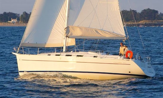 39' Beneteau Cyclades Sailing Yacht Charter