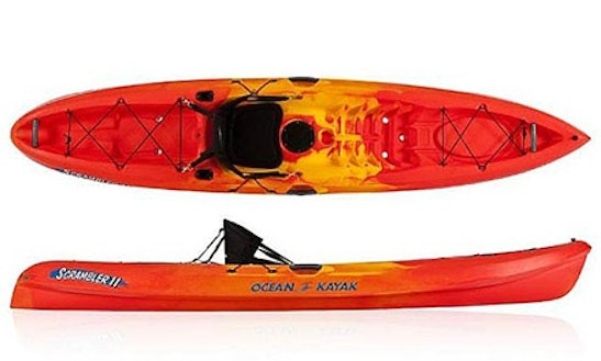 Sit-on-top Single Kayak Rental In Page