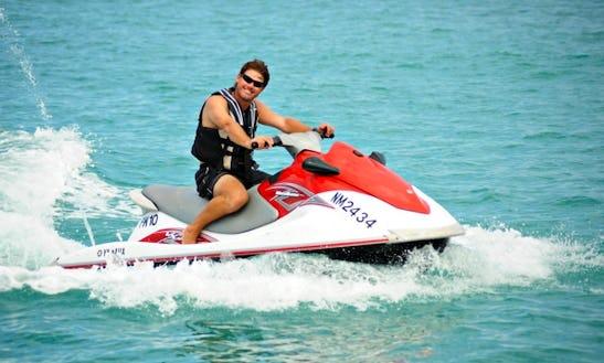 Wave Runner Rental In Simpson Bay