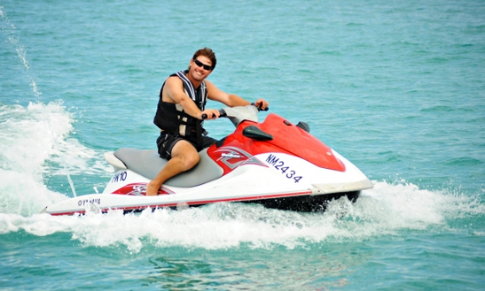 Wave Runner Rental In Simpson Bay