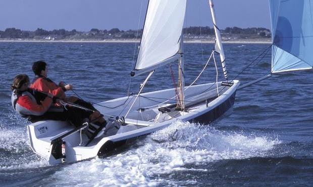 Hire Laser 2000 Sailing Dinghy In Alcúdia