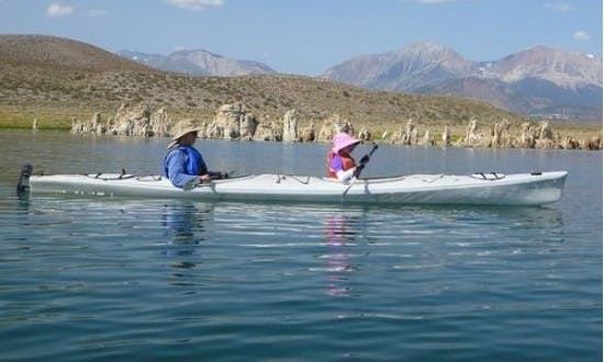 Kayak Rental in Mammoth Lakes
