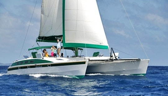 S/y Timshel Day And Term Charters, Grenada And Grenadines