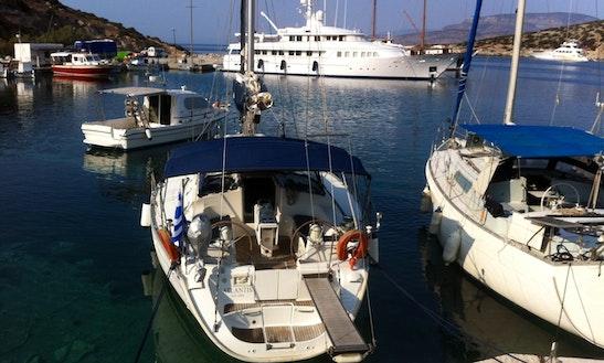 Jeanneau, Sun Odyssey 52.2, S/y Atlantis Ionian Sea Preveza