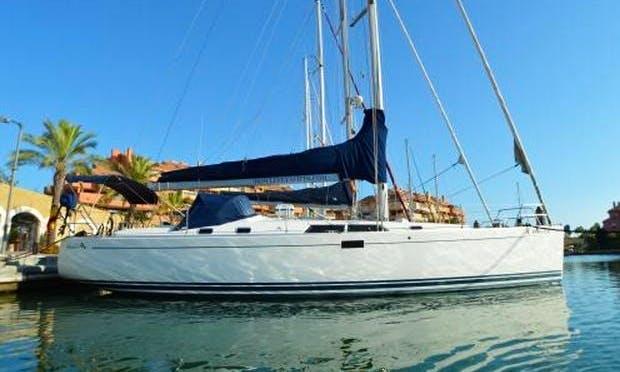 Cruise Spain On Luxury Monohull  HANSE 430