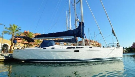 Cruise Spain On Luxury Monohull  Hanse 430