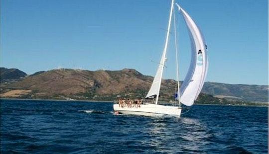 Cruising Monohull Elan 45 Charter In Algeciras