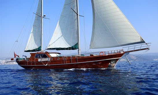 Sailboat Rental In Bodrum