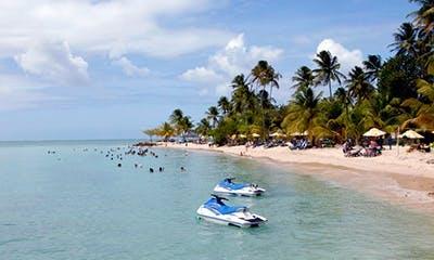 Jet Ski Rental in Western Tobago