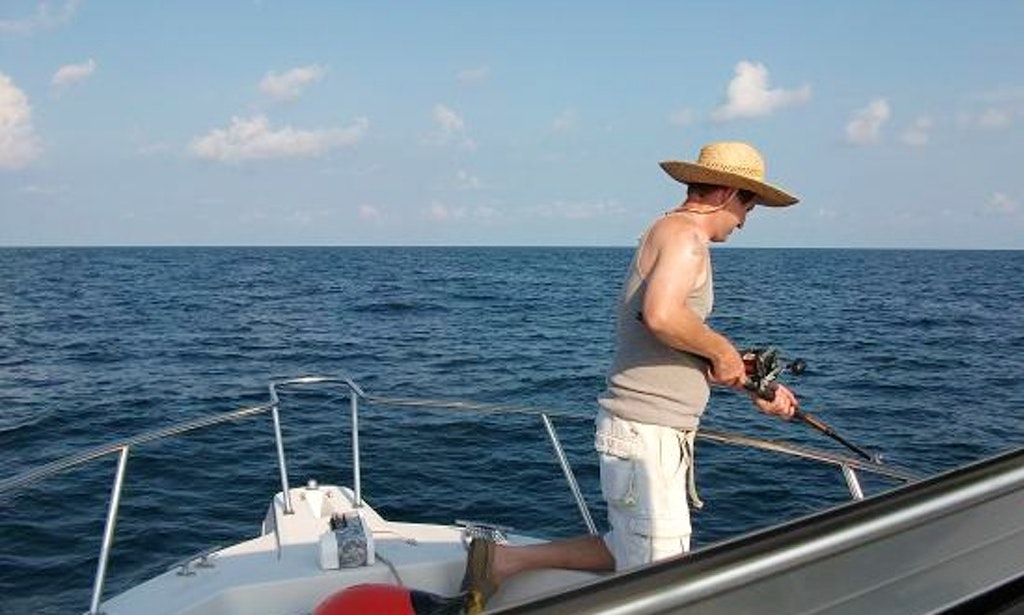 Cuddy cabin charter in st augustine florida getmyboat for St augustine fishing charters