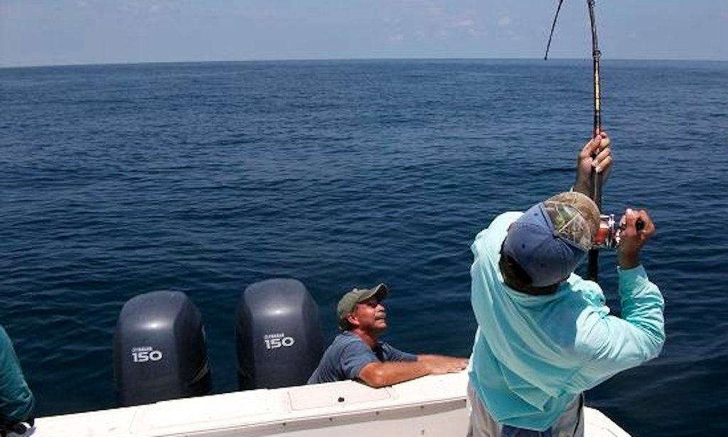 Cuddy cabin charter in st augustine florida getmyboat for St augustine fishing charter