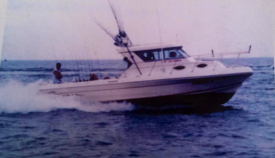 Captained Fishing Charter In Marblehead