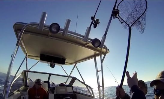 Fishing Trips On Cuddy Cabin Charter In St Augustine, Florida
