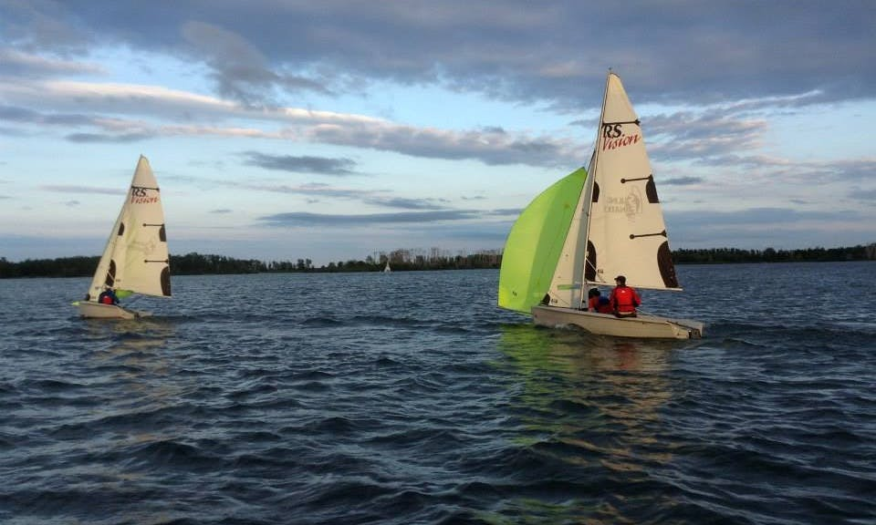 Sailing Lessons in Toronto, Canada
