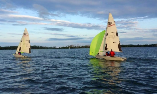 Sailing Lessons In Toronto