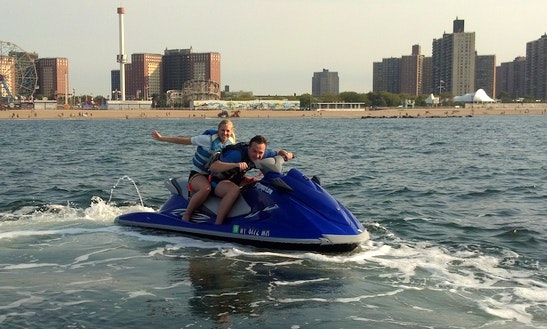 Jet Ski Guided Tour In New York