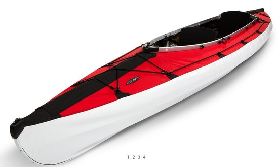 Two Person Tandem Kayak Rental In New York City!