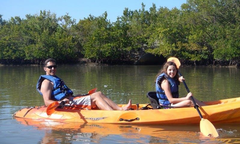 Kayak Rental in North Miami Beach