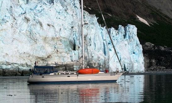 Sail Alaska - Juneau, Glacier Bay, Sitka, Petersburg, Haines