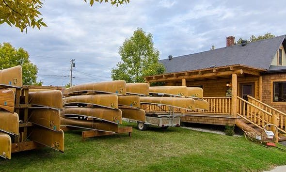 Canoe Rentals and Camping Gear Outfitting in Ely, MN